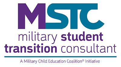 Military Student Transition Consultant Logo