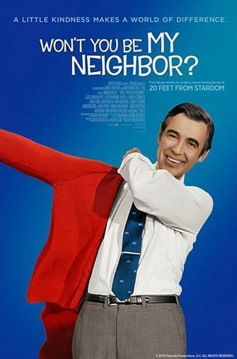 Won't You Be My Neighbor documentary film poster