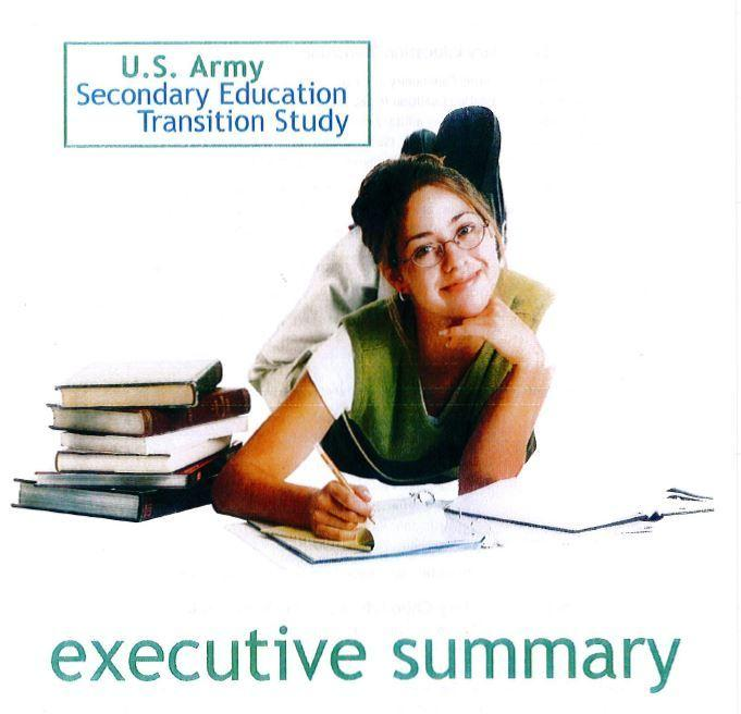 SETS Executive Summary