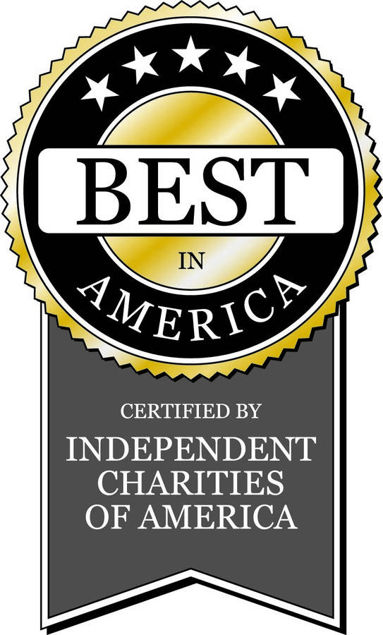 Best of Charity Seal