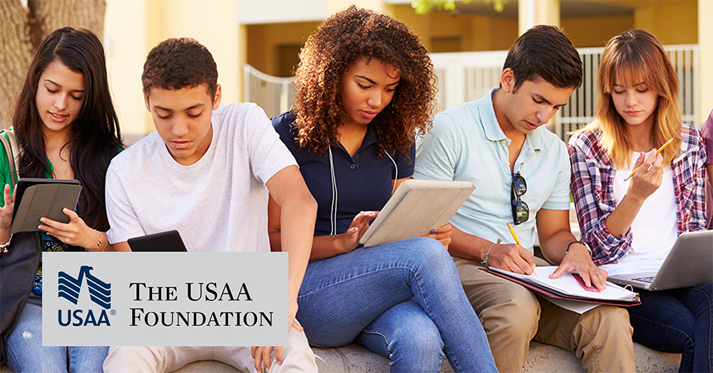 The USAA Foundation, Inc. Awards Grant to Launch SchoolQuest™
