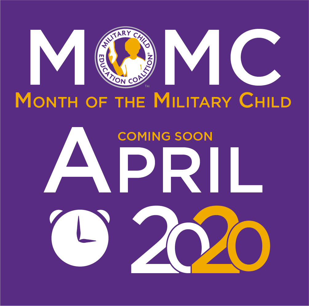 MOMC - Month of the Military Child